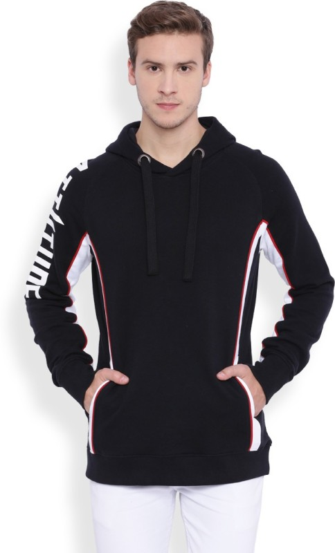 ATTIITUDE Full Sleeve Solid Men's Sweatshirt
