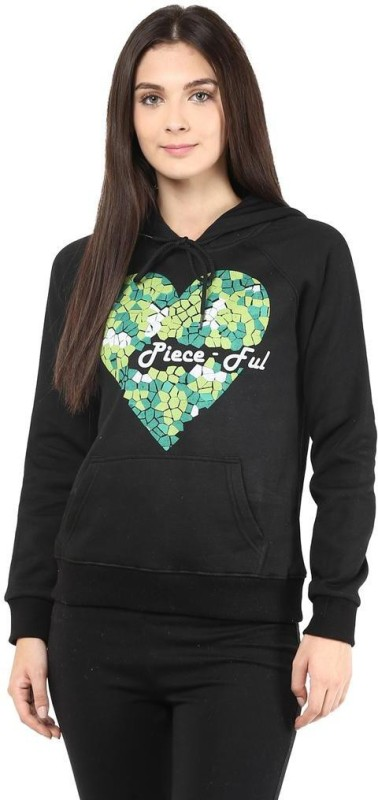 The Vanca Full Sleeve Printed Women's Sweatshirt