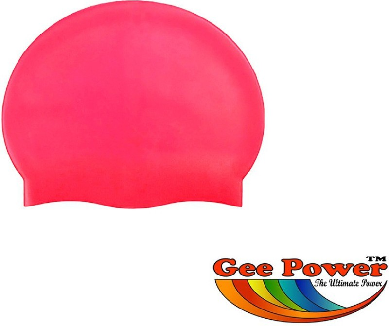Gee Power Imported Swimming Cap(Red, Pack of 1)