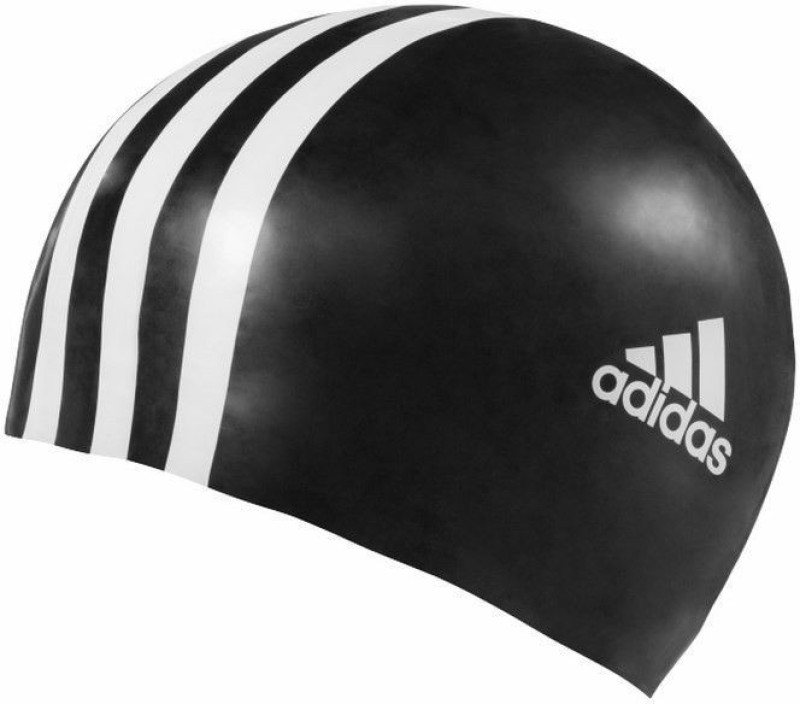 ADIDAS SIL 3STR CP Swimming Cap(Multicolor, Pack of 1)