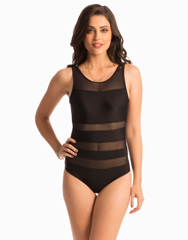 PrettySecrets Fashion Solid Women's Swimsuit