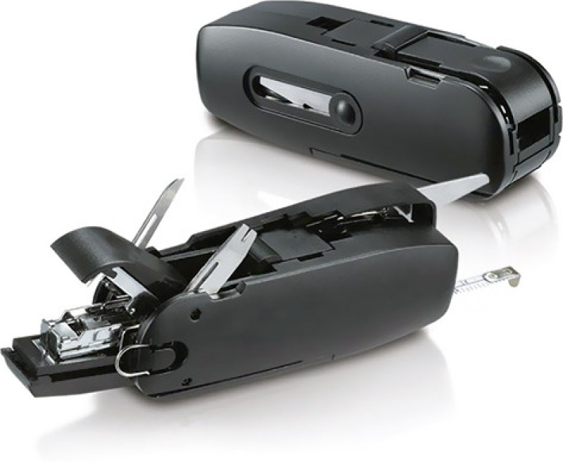 HitPlay 10x Office 10 Function Multi Utility Swiss Knife(Black)