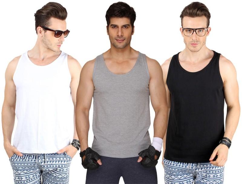 Sayitloud Mens Vest(Pack of 3)