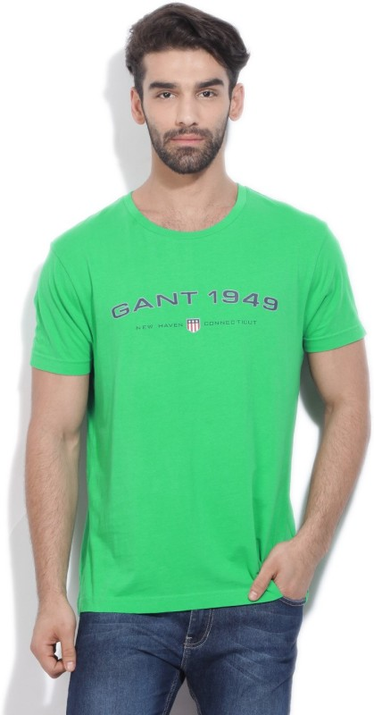 818b1a1945f Gant Men T-Shirts & Polos Price List in India 24 June 2019 | Gant ...