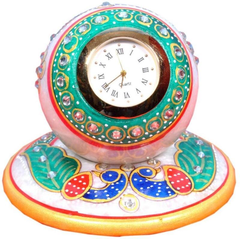 Crafts Paradise Analog Multicolor Clock