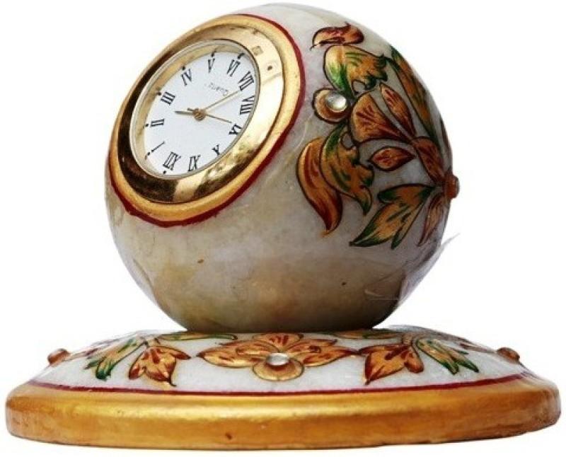 AND Artvilla Analog Multicolor Clock
