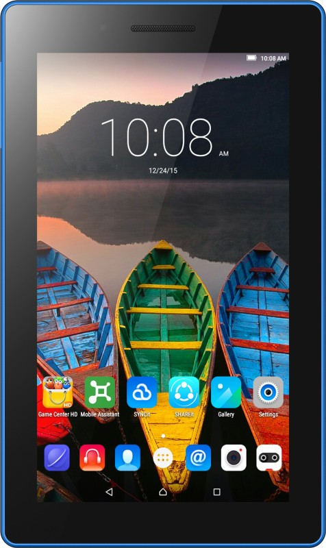 Lenovo Tab3 7 Essential 8 GB 7 inch with Wi-Fi Only Tablet(Black) Tab3 7 Essential