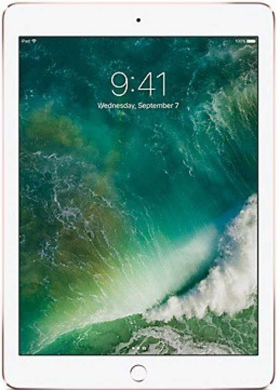 Apple iPad Pro 32 GB 9.7 inch with Wi-Fi Only(Rose...