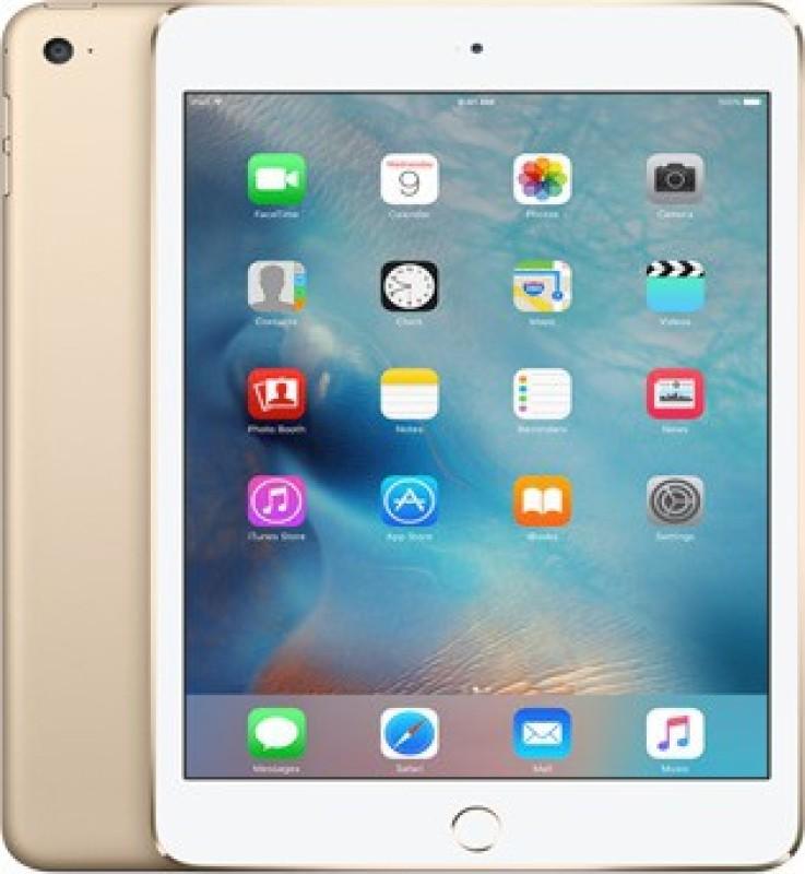 Apple iPad mini 4 16 GB 7.9 inch with Wi-Fi+4G(Gold) iPad mini 4