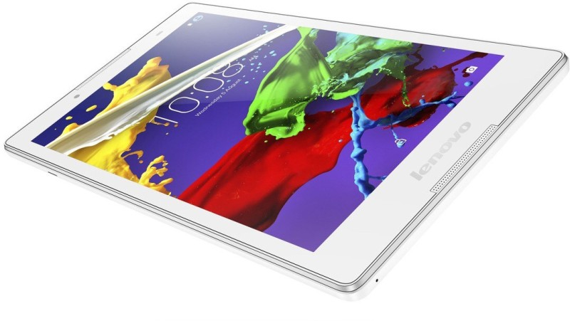 Lenovo Tab 2 A8-50F 16 GB 8 inch with Wi-Fi Only Tablet(White) Tab 2 A8-50F