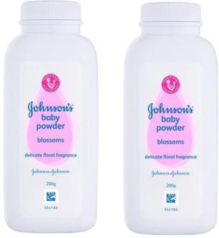 Johnson's Powder Blossom Combo(2 x 200 g)