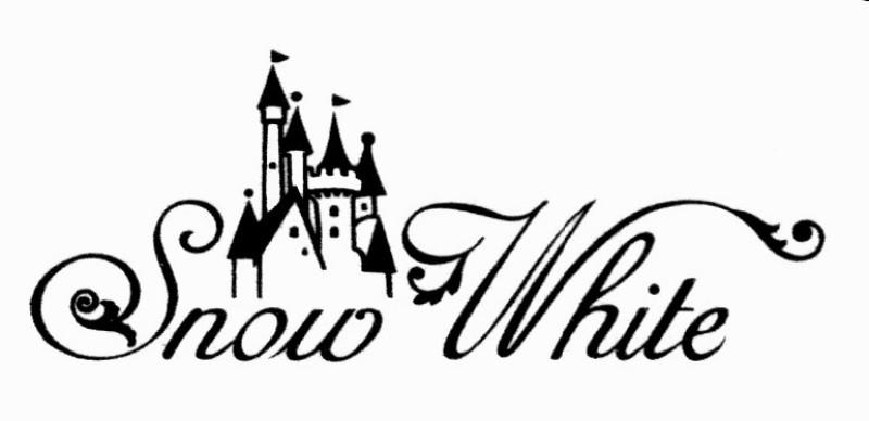 Smilendeal T1997 Snow White Temp Body Tattoo(Snow White)