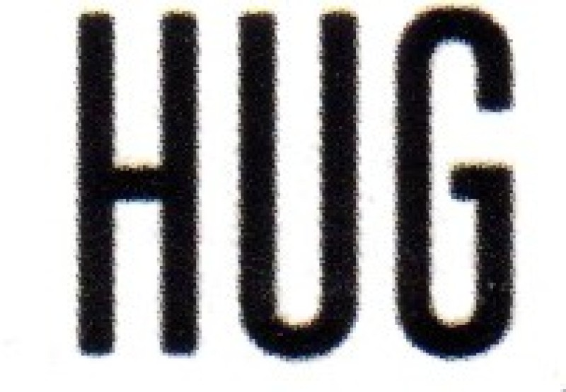 Smilendeal T1730 Removeable Temp Body Tattoo - Hug Style(Hug)