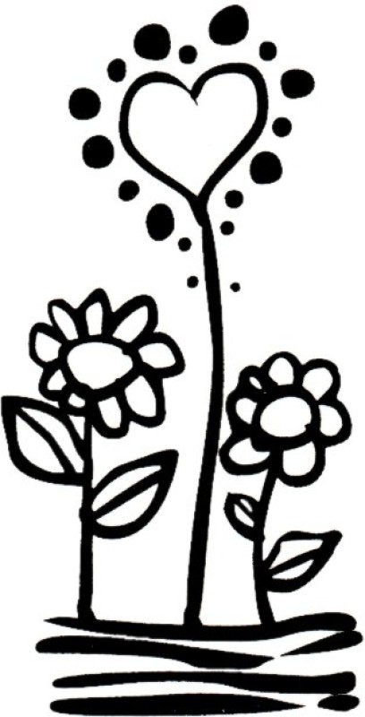 Smilendeal T1914 Plant Temp Body Tattoo(Plant)