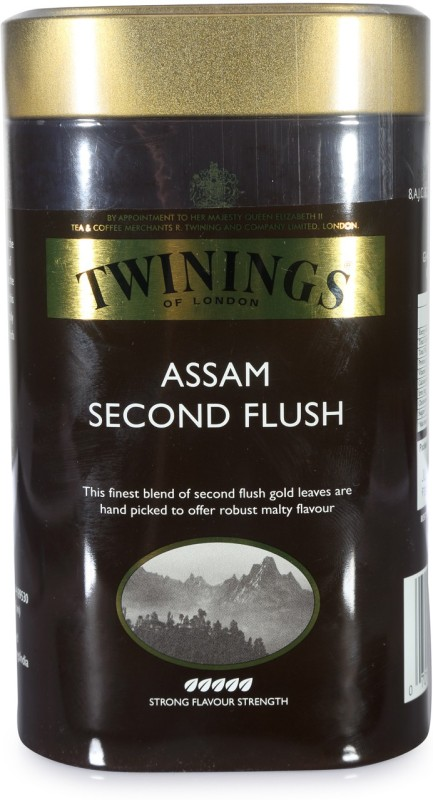 Twinings Second Flush Black Tea Box(100 g)