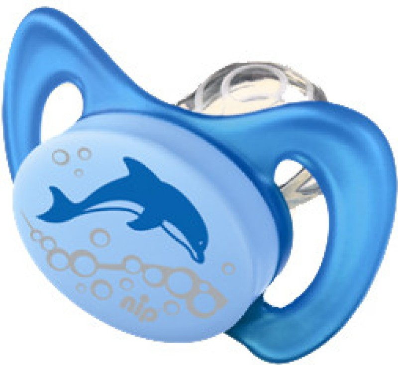 Nip Miss Denti Size 3 (First Molars) Teether(Multicolor)