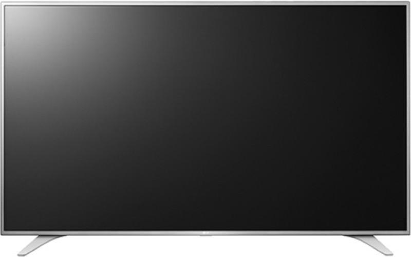 LG 123cm (49 inch) Ultra HD (4K) LED Smart TV(49UH650T)