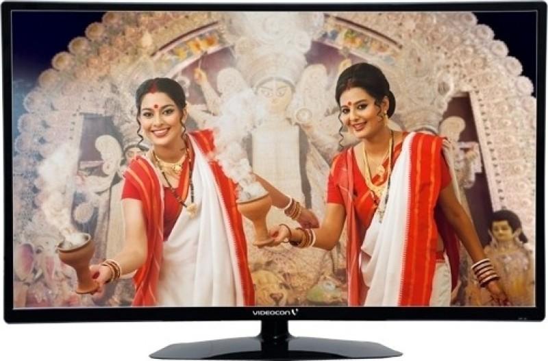 Videocon 54.6cm (22 inch) Full HD LED TV(VKC22FH-ZM)