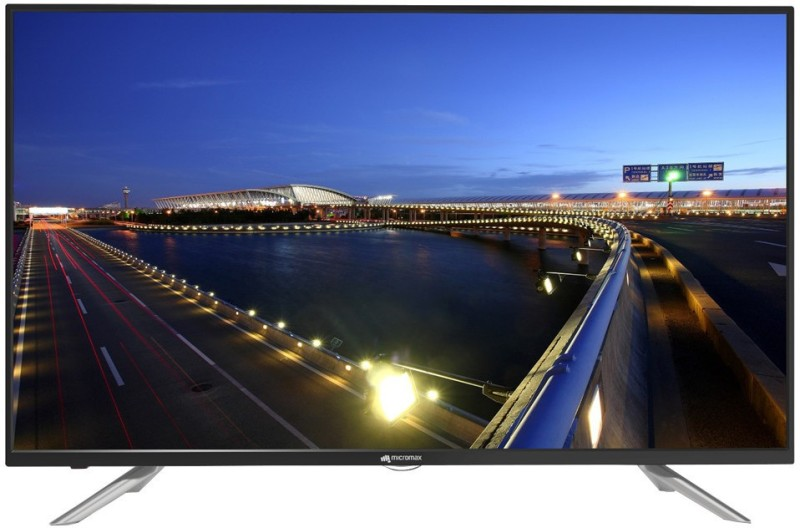 Free Wall Mount - Micromax 100cm (40) FHD TVs - home_entertainment