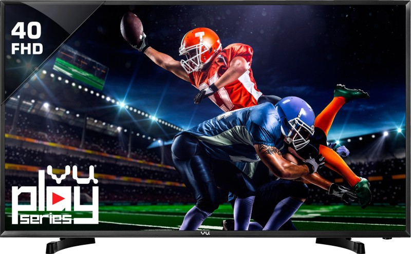 Vu TVs - Flipkart Exclusive - home_entertainment