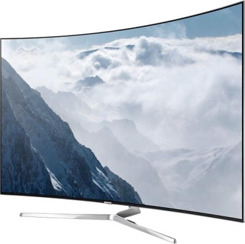 Samsung 123cm (49 inch) Ultra HD (4K) Curved LED Smart...