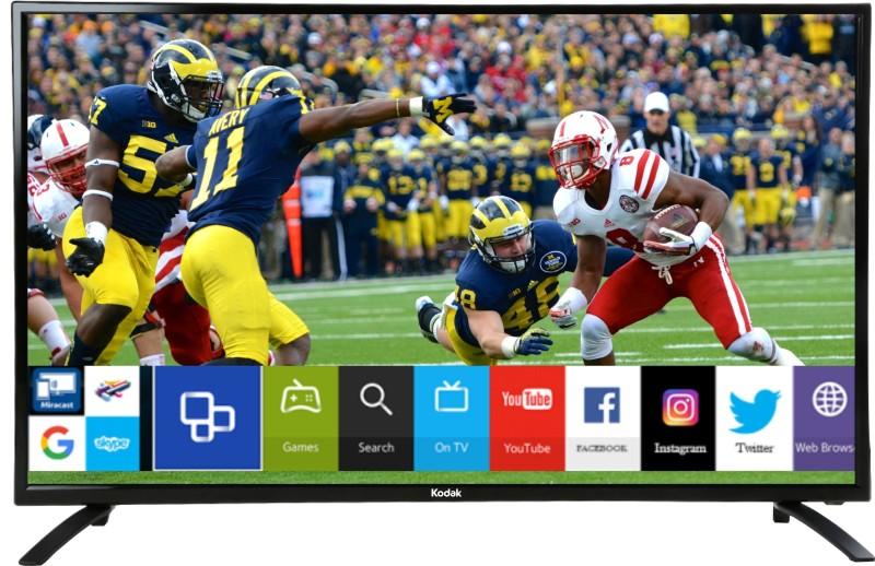 Deals | Kodak 122cm (48) Full HD LED Smart TV Just ₹33,9