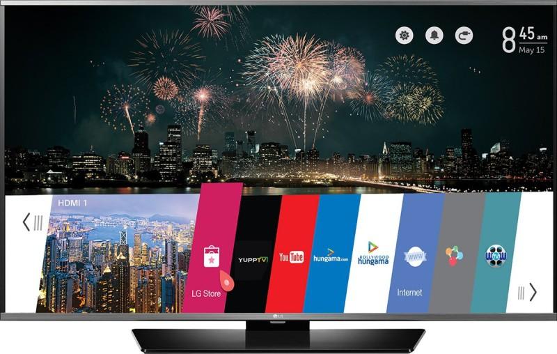 LG 100cm (40 inch) Full HD LED Smart TV(40LF6300)