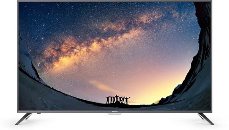 Philips 109cm (43 inch) Ultra HD (4K) LED Smart TV(43PUT7791/V7)