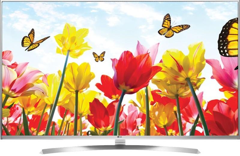 LG 139cm (55 inch) Ultra HD (4K) LED Smart TV(55UH850T)