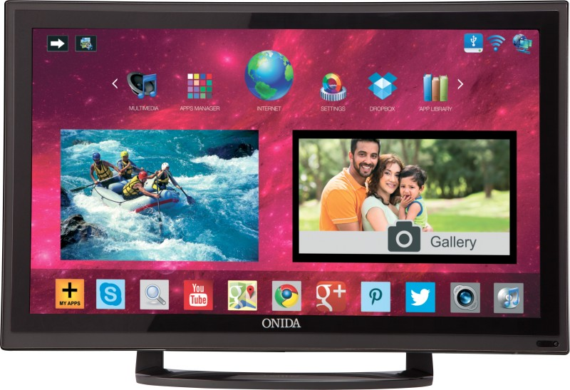 Onida 60cm (24 inch) HD Ready LED Smart TV(LEO24HAIN)