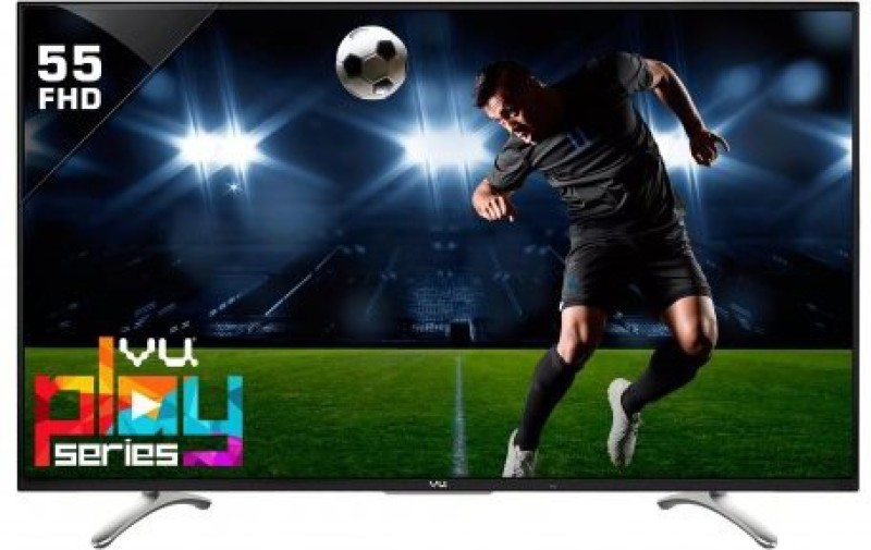Vu 140cm (55 inch) Full HD LED TV(LED-55K160GAU)