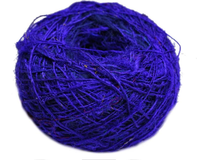 knitsilk Purple Thread(91.44 m Pack of1)