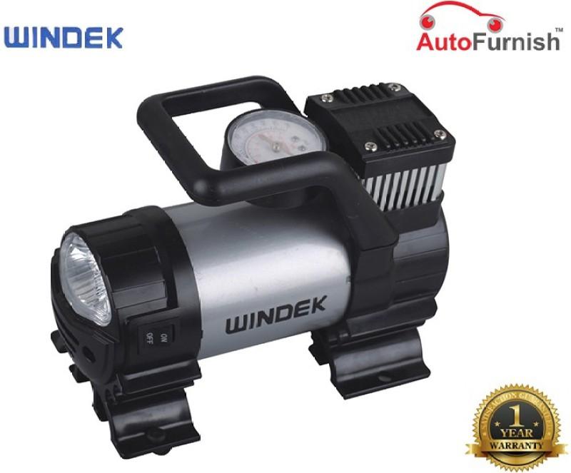 Deals | Windek 300 psi Tyre Air Pump for Car & Bike Now �