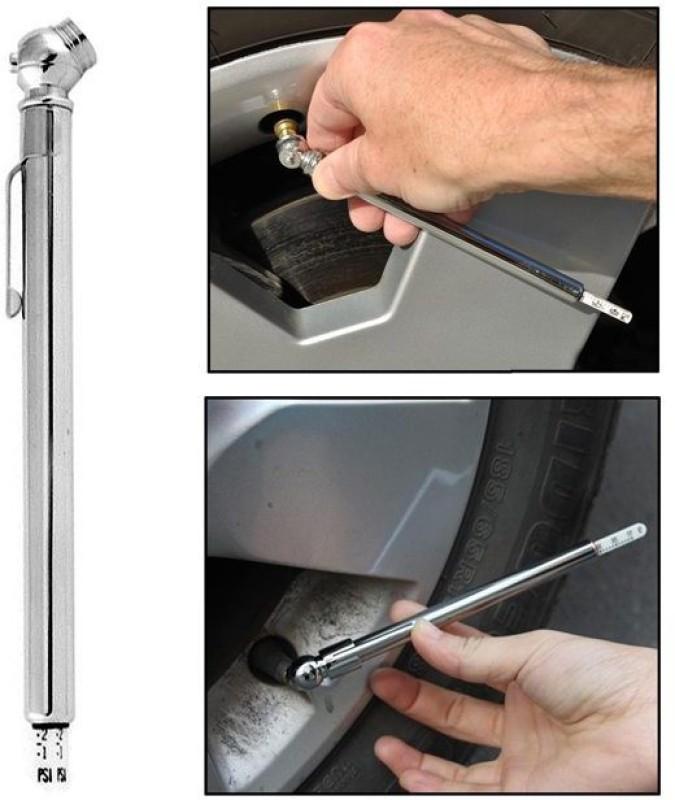 AutoRight Stick Tire Pressure Gauge MS_26 Pen type(50 PSI)