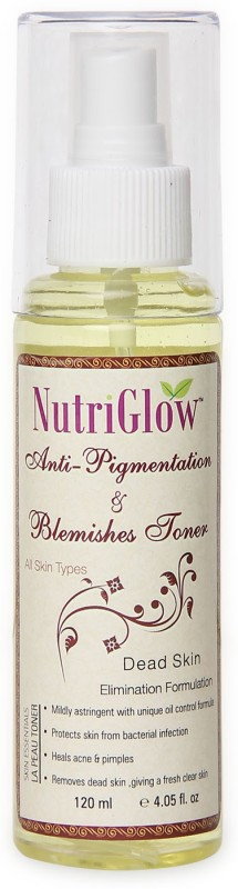 NutriGlow Anti-Pigmentation & Blemishes Toner(120 ml)