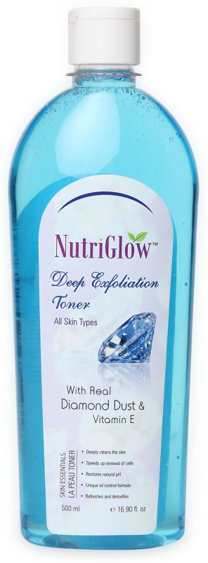 NutriGlow Deep Exfoliation Toner(500 ml)
