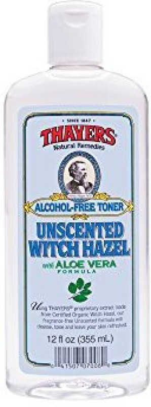 Thayers Unscented Witch Hazel(355 ml)