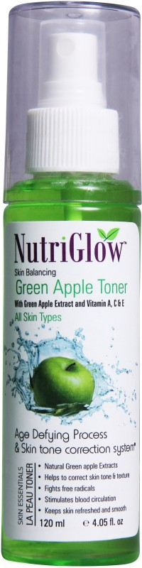 NutriGlow Green Apple Toner(120 ml)
