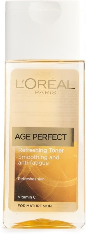LOreal Paris Age Perfect Smoothing And Anti Fatigue Refreshing Toner(200 ml)