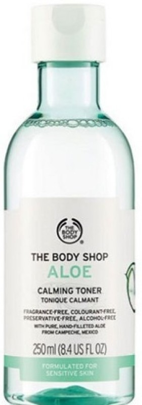 The Body Shop Aloe Calming Toner(250 ml)