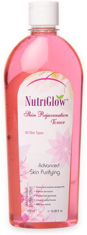 NutriGlow Skin Rejuvenation Toner(500 ml)
