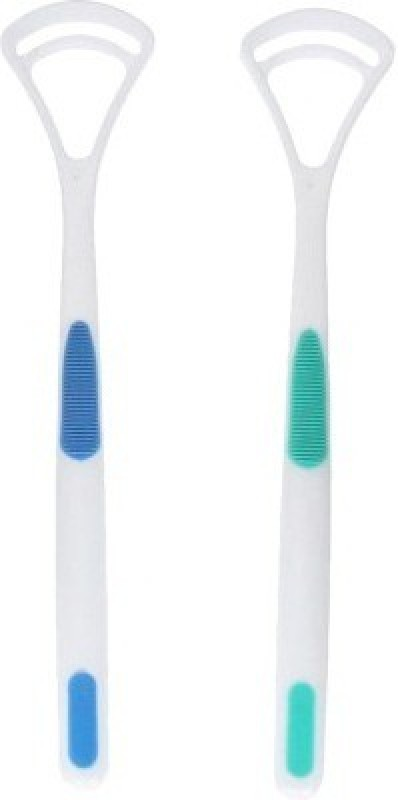 OMRD Plastic Tongue Cleaner(Pack of 2)