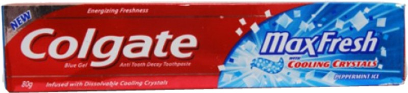 Colgate Max Fresh Red Gel Toothpaste(80 g)