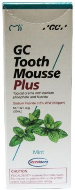 Recaldent Gc Tooth Mousse Plus(40 g)