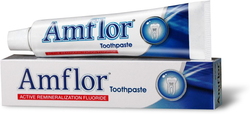 Amflor Organic Fluoride Toothpaste Toothpaste(70 g)
