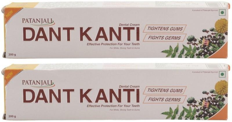 Patanjali dant kanti Toothpaste(400 g)