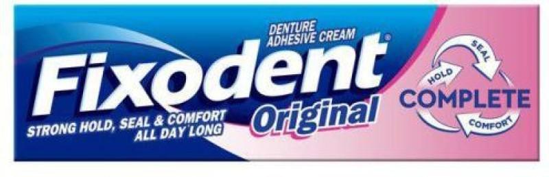 Fixodent Denture Adhesive Cream Toothpaste(47 g)