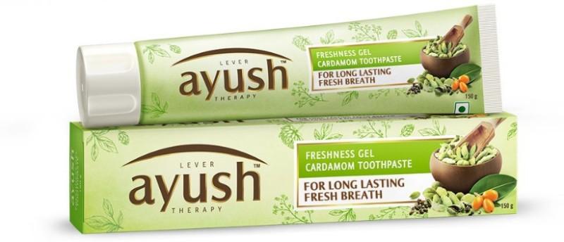 Ayush Freshness Gel Cardamom Toothpaste(150 g)