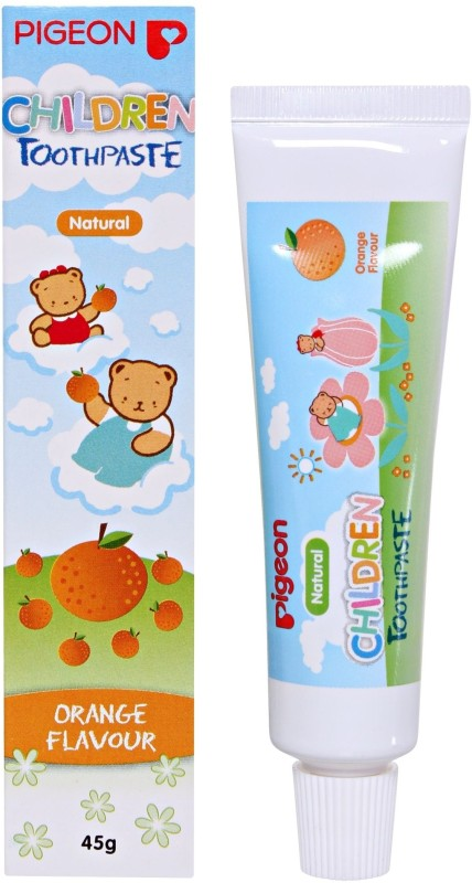 Pigeon Children Toothpaste Toothpaste(45 g) Children Toothpaste