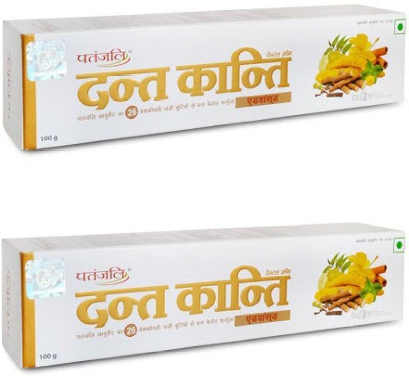 Patanjali dant kanti Toothpaste(200 g)